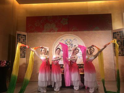 中國風舞蹈表演